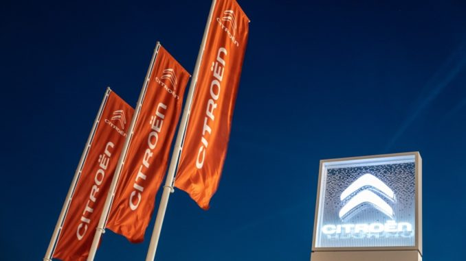 Nel primo bimestre 2021, Citroën raggiunge 5,76% di quota di mercato