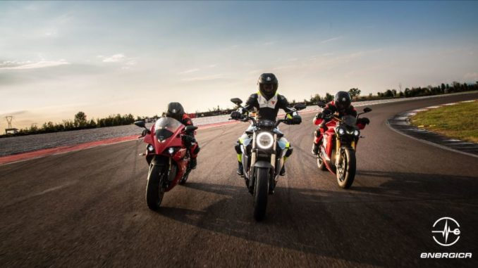 Agreement tra Total Italia ed Energica Motor Company