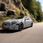 Mercedes-EQ. Der EQS auf Erprobungsfahrt und auf dem Weg zur Serienreife