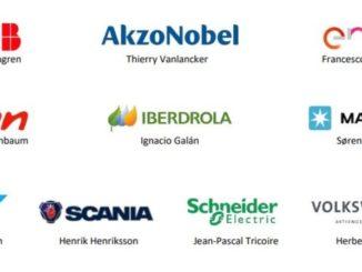 Un'ambiziosa strategia sul clima viene sostenuta dall'European CEO Alliance