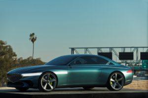 Genesis X Concept coupé GT