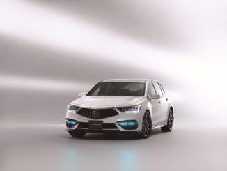 Honda Legend Hybrid EX