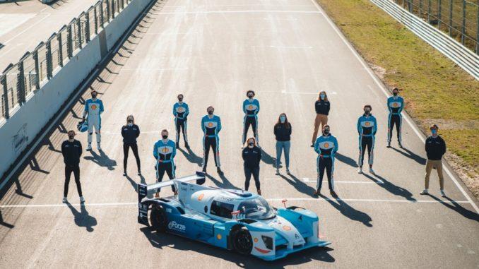 Partnership tra Hyundai e Forze Hydrogen Racing