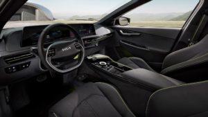 Kia entra in una nuova era con il modello EV6
