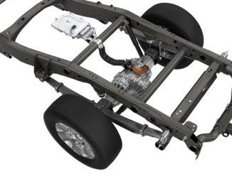 Nuova tecnologia eBeam per l'elettrificazione dell'assale posteriore di Magna