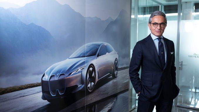 Massimiliano di Silvestre, Presidente e AD di BMW Italia S.p.A.