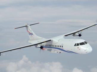 La NASA cerca di ridurre le emissioni del trasporto aereo