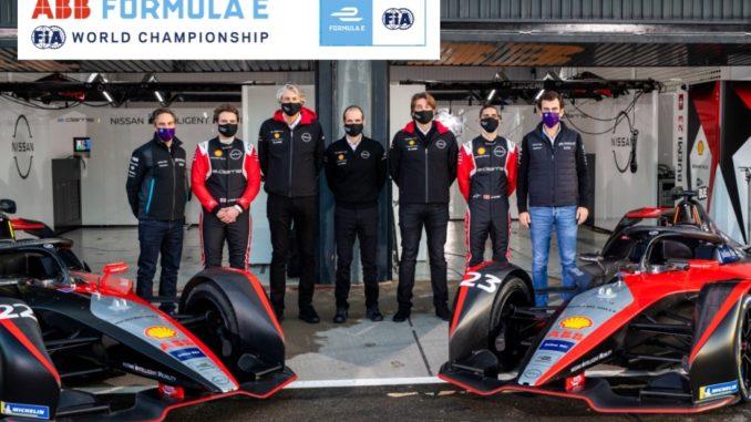 Nissan continua in Formula E nell'era Gen3