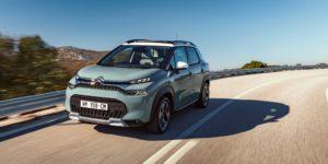 Nuovo SUV Citroën C3 Aircross è già ordinabile in Italia