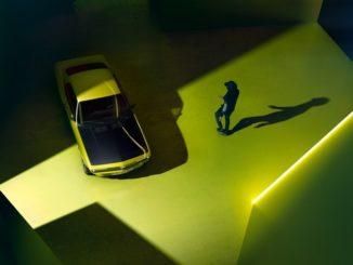 Opel elettrizza anche la Manta GSe