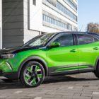 Opel Mokka mit Individualisierungs-Elementen
