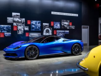 Al Petersen Automotive Museum di Los Angeles si celebra Pininfarina