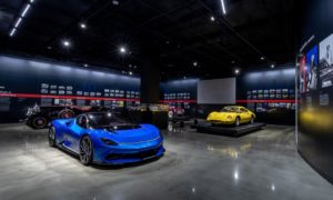 Al Petersen Automotive Museum di Los Angeles si celebra Pininfarina