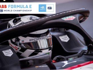 Formula E Gen 3 Porsche