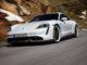 Primi modelli di Porsche Taycan con aggiornamento di software gratuito