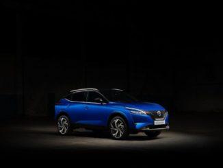 nuovo crossover elettrificato Nissan Qashqai da Renord