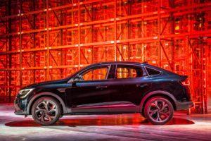 Il potere SUVversivo di nuovo Renault Arkana