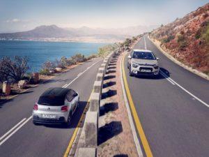 Affrontare i viaggi in tutta sicurezza con Nuova Citroën C3