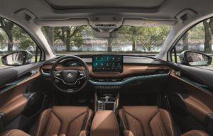Arricchita la gamma Škoda Enyaq iV con la versione 50 iV