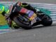 Granado e Aegerter, i più veloci nella sessione di test di apertura della MotoE a Jerez