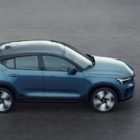 Volvo C40 Recharge Profile Driving