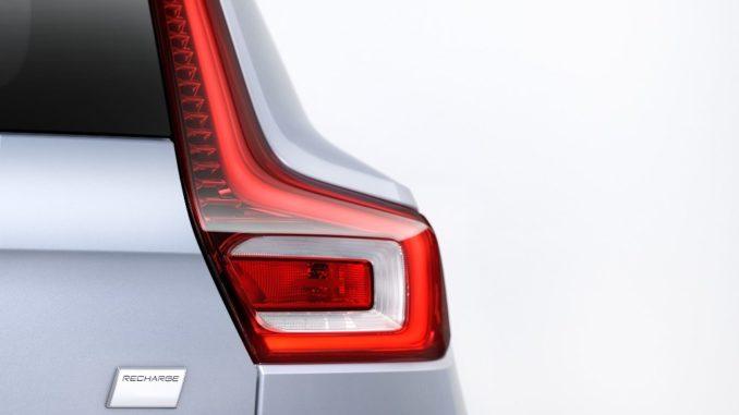 Tutte le Volvo elettriche saranno dotate di pneumatici Recharge