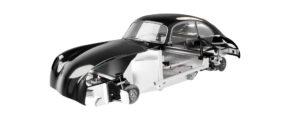 Watt Electric Vehicle Company ha presentato la sua prima coupé elettrica WEVC