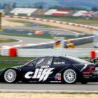 Opel-Motorsport, ITC Team Joest – Manuel Reuter auf Opel Calibra (1996)