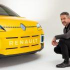 10-2021 – Renault 5 Prototype and Gilles VIDAL, designer