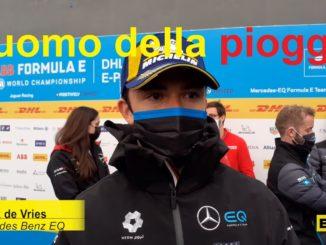 Le interviste della Gara 1 del Valencia E-Prix di Formula E
