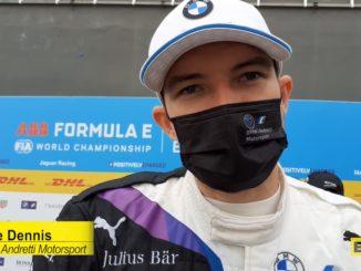 Formula E. Le interviste della gara 2 del Valencia E-Prix