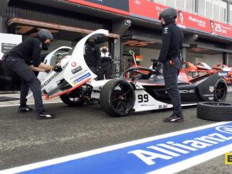Formula E. Le interviste del venerdì del Valencia E-Prix
