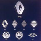 3-1900 – 1992 – Logos Renault History