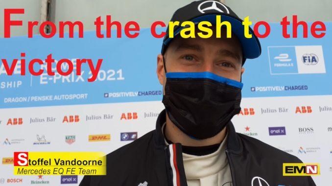 Le interviste di Gara 2 del Rome E-Prix di Formula E