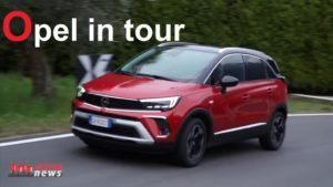 Le news di Opel del mese di marzo 2021
