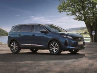 nuova famiglia di SUV Peugeot al Salone di Shanghai 2021