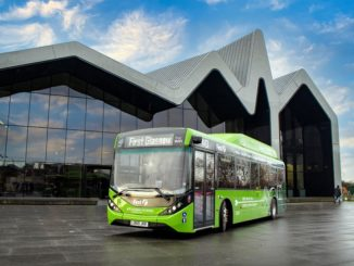 First Bus ha ordinato 126 autobus elettrici BYD ADL per Glasgow