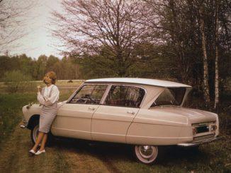 Storia. 60 anni della Citroën Ami 6