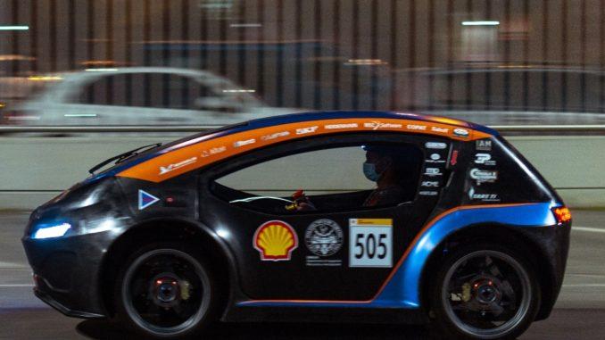 Virtual Off-Track Awards di Shell Eco-marathon 2021