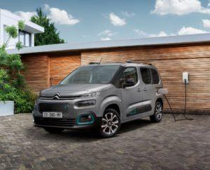 L'offensiva Citroën nell'elettrificazione per tutti