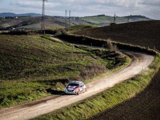 Il Peugeot Competition208 Rally Cup Top 2021 parte dal Rally di Sanremo