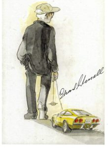 Storia. Friedhelm Engler racconta il padre di Opel Corsa A Erhard Schnell