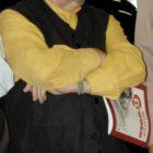 Opron ad Antony (F) nel 2004 alla mostra dedicata a Bertoni 01