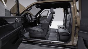 Concept pick-up elettrico Alfa Motors Wolf+