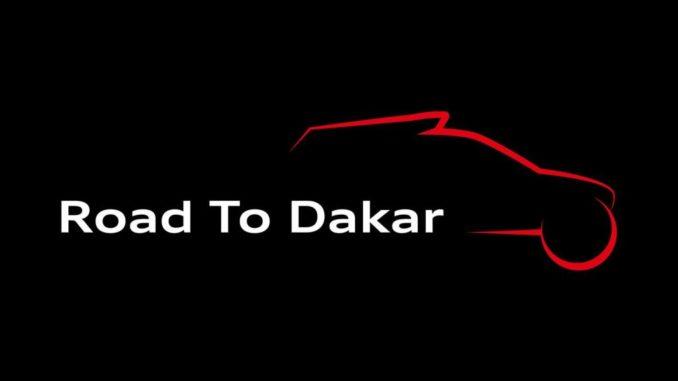 Prototipo a trazione elettrica Audi per la Dakar 2022