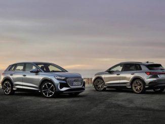 Audi Q4 e-tron e Audi Q4 Sportback e-tron