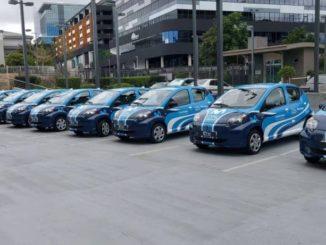 Cori Motors ha consegnato 15 auto elettriche BYD e1 a Movistar