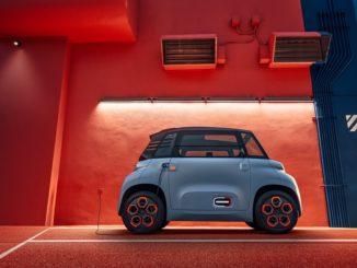 La Citroën Ami -100% ëlectric è innovativa anche dopo l'acquisto