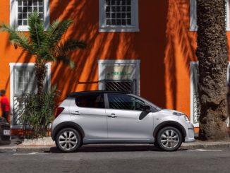 Svelata la nuova serie speciale Citroën C1 Millenium