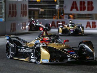 Nuovo propulsore per DS Techeetah nell'E-Prix di Formula E di Roma
